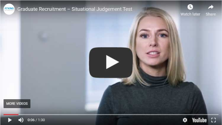 atkins situational judgement test advice video
