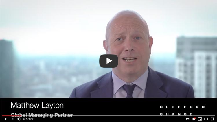 video explaining who clifford chance are